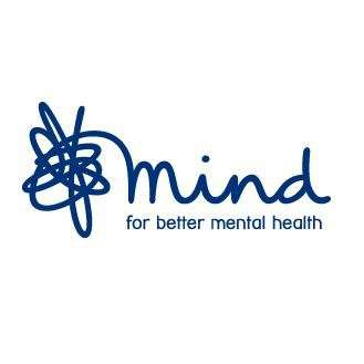 logo for mental health charity mind